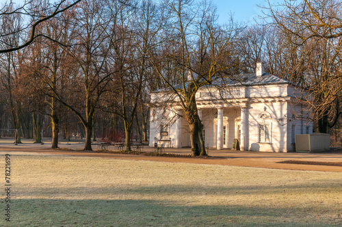 Warszawa łazienki Królewskie Stock Photo And Royalty Free