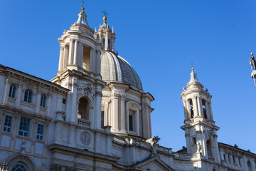 Sant'Agnese in Agone Church - Rome