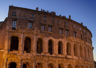 Theatre of Marcellus - Rome