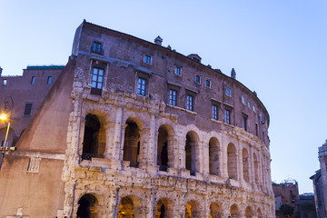 Theatre of Marcellus - Rome