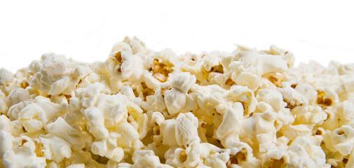 Popcorn texture background
