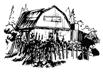house black ink