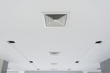 Fototapeta Ceiling ventilation of air condition obraz