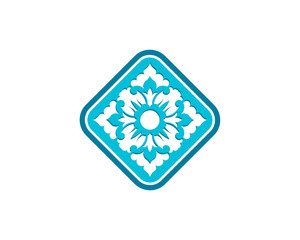 Ornamental Logo Image