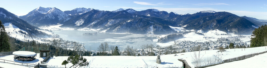 Schliersee Winter