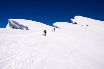 alps peak