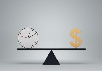 time and money balance