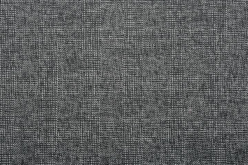 Gray fabric, textile texture background