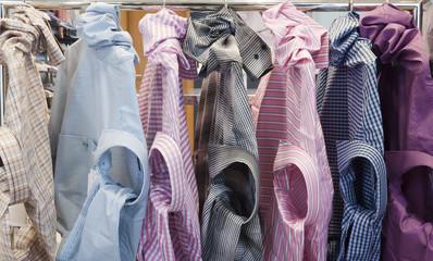 shirt on the hanger
