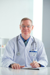Positive medical worker
