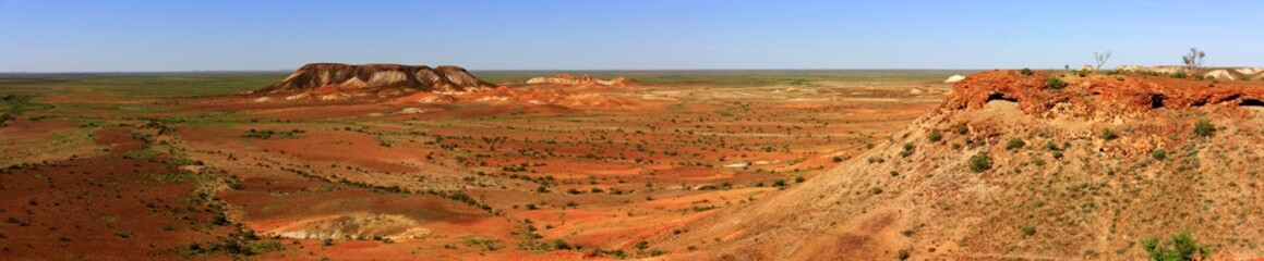 The Breakaways, Coober Pedy, South Australia