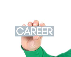 Career Diagram - How to Succeed in Job