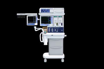 Anästhesie-Arbeitsplatz