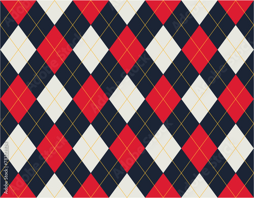 """Seamless Argyle Pattern"" Stock Image And Royalty-free"