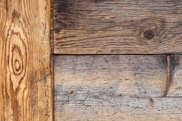 Holzwand Holzbretter