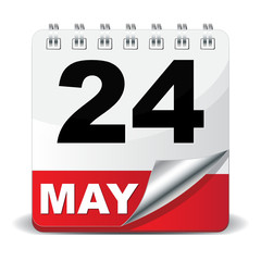 24 MAY ICON