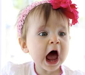 Baby Yawn/Growl