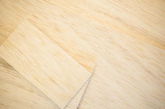 balsa wood veneer