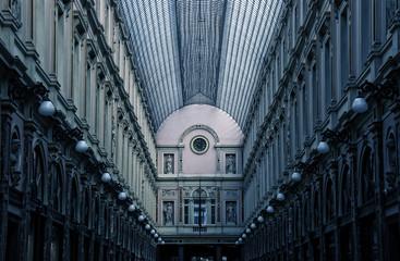 Einkaufszentrum in Brüssel