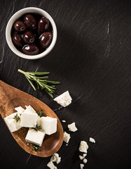 Greek cheese feta