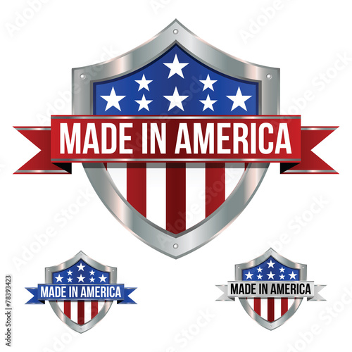 Made In America Symbols Stock Image And Royalty Free Vector Files