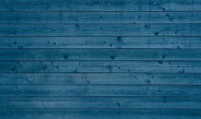 Hintergrund: Holzbretter blau