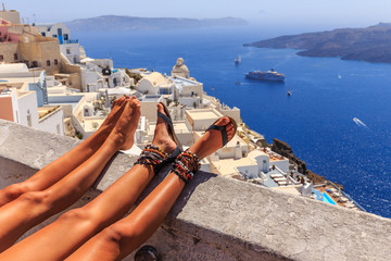 Relax at Santorini II