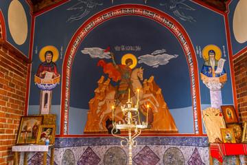 St George's Church at Bulgaria