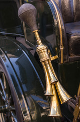 Tuinposter Ikea horn