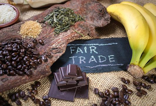 Produkte aus fairem Handel