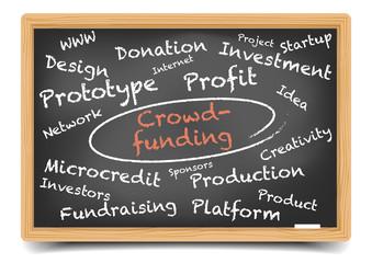 Blackboard Crowdfunding