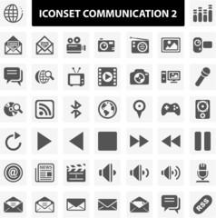 Iconset Communication 2