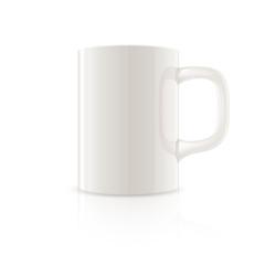 Realistic mug