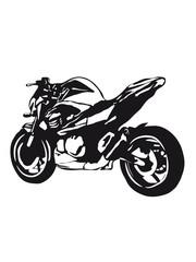 motorcycle Naked Bike