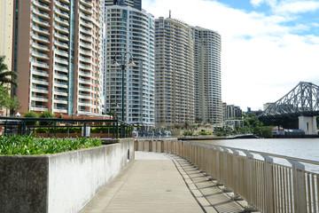 Riverside in Brisbane, Australia