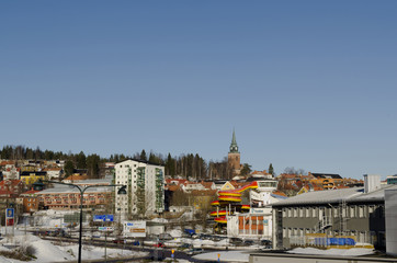 Ornsköldsvik town