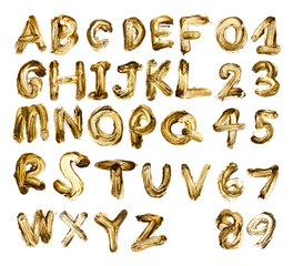 mud letters