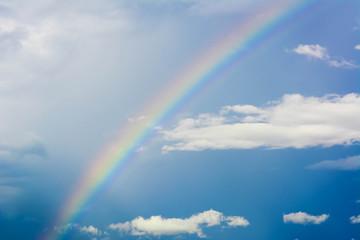 rainbow, natural