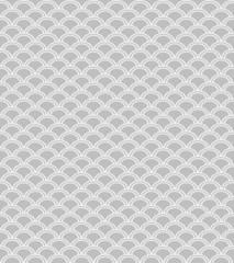 Wave endless seamless pattern
