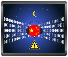 Spy from China