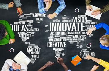 Innovation Inspiration Creativity Ideas Progress Innovate
