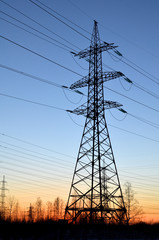 Electrical Transmission Line,