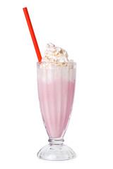 Photo sur Plexiglas Lait, Milk-shake Delicious milkshake