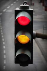 Ampel Rot-Gelb!