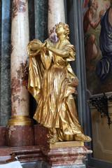 Saint John the Evangelist, Barmherzigenkirche in Graz, Austria