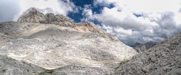 Triglav in Julian Alps