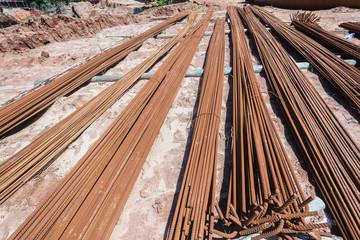 Construction Steel Rods
