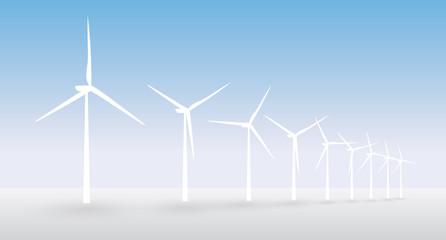 Elektrownia wiatrowa, wiatraki, ekologia