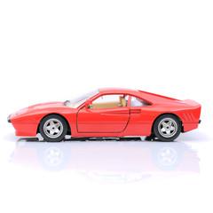 Toy car.