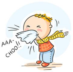 Bildergebnis für grippewelle clipart CArtoon